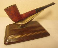 Kaywoodie Super Grain Straight Dublin Style Briar Estate Tobacco Smoking Pipe
