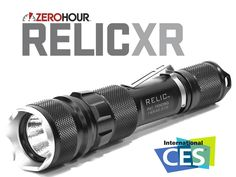Micro-USB rechargeable tactical flashlight with 3400mAh USB battery backup. Charges Android & iPhone. Bike & weapon mountable. ;-)~❤~