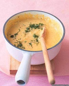 Oven-Baked Creamy Polenta