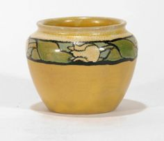 Paul Revere Pottery Saturday Evening Girls SEG Arts Crafts Tulip Vase 1926 | eBay