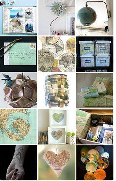 Collage de Inspiracion hecha a mano, Encarna.