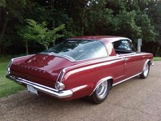 A 1966 red-hot beaut! Plymouth Valiant, Plymouth Barracuda, Dodge Muscle Cars, Plymouth Cars, High Performance Cars, Vintage Cars, Antique Cars, Pony Car, American Muscle Cars