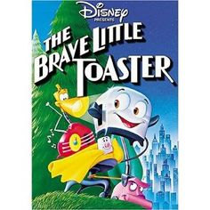 I entered a book writing contest in 3rd grade and came up with a story about a toaster and his household appliance friends.  Never got anything back from the contest and then a couple years later this movie came out.  I swear Disney was behind the contest and stole children's ideas for movies!!!  LOL!