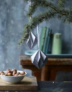 Opskrift på hjemmelavet julepynt