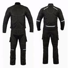 los hombres de la motocicleta moto textil chaqueta traje de pantalon impermeable ce blindados - Categoria: Avisos Clasificados Gratis  Estado del Producto: Nuevo con etiquetashigh quality motorcycle motorbike full set on offermade of 600D Cordura materialJacket: Grey Detail stitches around make it more unique style 2 front zip pockets with 2 inner pockets 3M Scotchlite panels on back and elbow for high visibility Fully removable quilted lining CE approved protectors back, shoulders & elbows…