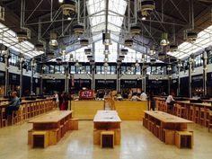 Mercado da Ribeira à Lisboa, Lisboa