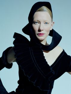 Your 2016 Golden Globe Nominees - Cate Blanchett-Wmag