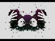 "Gnarls Barkley - Crazy (2006)   Its hard to believe this was the debut single. The collaboration of Danger Mouse and Cee Lo Green. This track just sounds right, like its been about for years. The video is done in the style of th ""Rorschach inkblot test"". Well my psychological interpretation is that, it is more than likely that these boyz are crazy. A truly great track and a very well executed video, 10 out of 10."