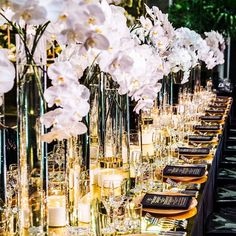 Beautiful #tablescape #jasonjamesdesign Florals