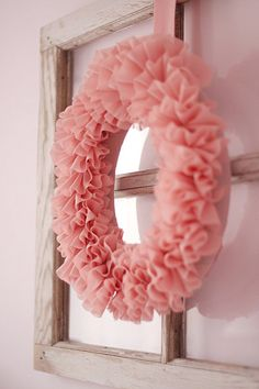 What a cute idea!  I wish Cyan liked shabby chic.