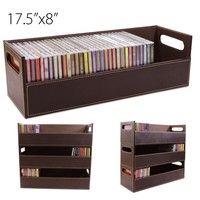 Decorative Dvd Storage Boxes Wilko Cd Storage Box With Lid  Organization  Pinterest  Cd