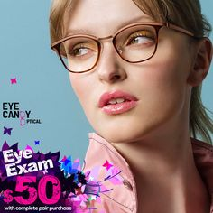 ee21d583ad12e  50  Comprehensive Eye Exam and  100  Glasses and Contact Lens Exam with  Complete Pair