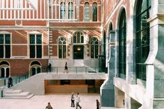 Gallery of Rijksmuseum Revisited: The Dutch National Museum One Year On - 1