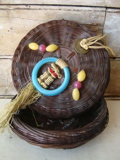 Chinese Sewing Basket -- I have one like this and use it often.
