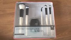 Coffret de pinceaux à maquillage - Cosmetic club
