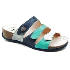 Think! Sandal---Love the COLOR! $195.00