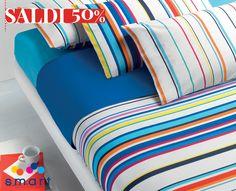 Collezione Limitata #SMART #sconti #saldi #estate2015  tutta la collezione qui http://www.gabelgroup.it/collezioni-biancheria-casa/smart-estate