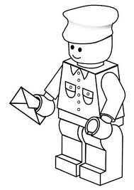 Lego A-B-C blocks coloring page - Free Printable Coloring ...