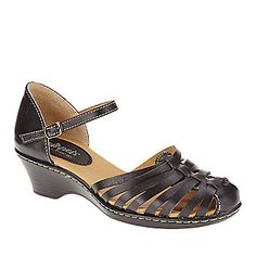 Softspots Tatianna Ankle Strap Huaraches :: Casual Sandals :: Shop now with  FootSmart