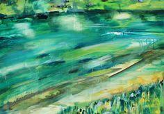 Lac du Verte, Montiond