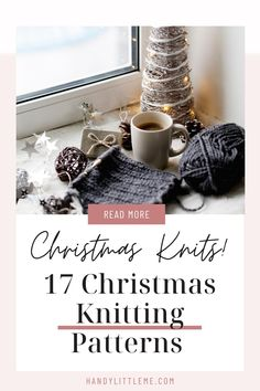 Free Christmas knitting patterns including Christmas knits for all of the family. Make hats, dog sweaters, Christmas decorations and more! #Christmasknits #Christmas #knittingpatterns #freepatterns #Christmasknitting #Christmasinjuly Free Knitting Patterns For Women, Beginner Knitting Patterns, Knit Patterns, Christmas Crafts For Kids To Make, Homemade Christmas Gifts, Holiday Gifts, Christmas Holidays, Christmas Tree Pattern, Christmas Knitting Patterns