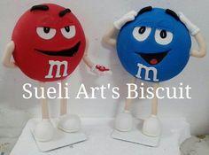 M&M's Biscuit  Sueli Art's Biscuit