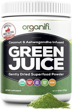 Now you can get all your healthy superfoods in one glass...with No Shopping, No Blending, No Juicing, and No Cleanup