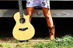 #Country,#Diva,#Cowgirl,#Boots,#Guitar,#Gate,#photography