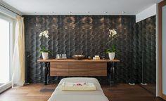 wandgestaltung mit beigem naturstein naturstein w nde. Black Bedroom Furniture Sets. Home Design Ideas