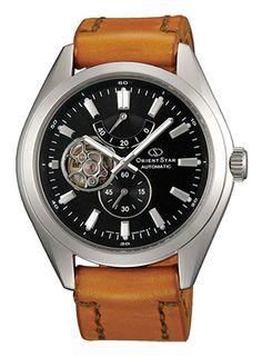 สยามคาสิโอ SIAMCASIO จำหน่ายนาฬิกาข้อมือยี่ห้อ CASIO|DIESEL|FOSSIL|LUMINOX|DKNY และอื่นๆอีกมากมาย ของแท้ 100% พร้อมใบรับประกัน - นาฬิกา Orient Star Somes Automatic SDK02001B