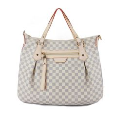 ouis Vuitton Damier Azur Evora GM – CHICS – Beautiful Handbags & Accessories