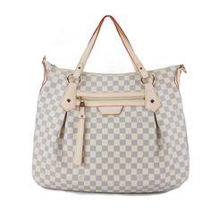 ouis Vuitton Damier Azur Evora GM – CHICS – Beautiful Handbags & Accessories
