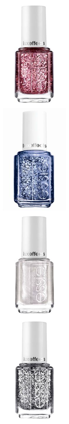 Glitter nail polish is always a good idea | Essie.