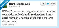 Por fin has vuelto, Jose Antonio por @HDinosaurio
