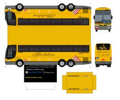 paper modelvolvo trucks | ONIBUS DE SÃO GONÇALO RJ ( fotos e miniaturas de onibus SG e outros ...