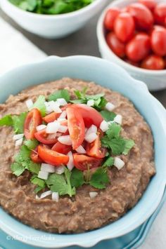 Thanks for sharing! 14360050110 I make refried beans a lot. They are a cheap and hearty dish that I pair with my Grain-Free & Vegan Tortillas or rice, and lots of fresh ingredients. I used to make my make refried beans in my crock pot (you can find that recipe here), but that was until... Read More »