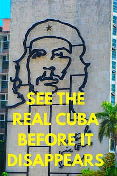 """Cuba. It's the place to go. It's the destination of choice. It's the latest city to add to your list of """"must see places"""". On almost any given Sunday, I can open the travel section of the papers and there will either be a story or a travel tour or cruise advertisement offering the trip of a lifetime to Cuba."""