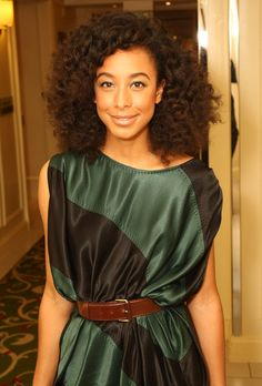 Corrine Bailey Rae  Natural Hair