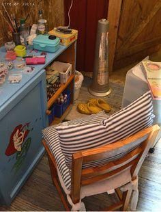 Life of Julia: New Craftroom!