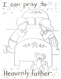 lds coloring pages. | Church/FHE | Pinterest | Churches and Messages
