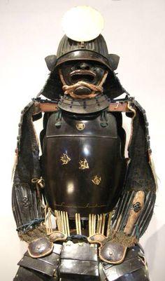 Abe Masatsugu, 1569-1647. Served Tokugawa Ieyasu, fighting for Tokugawa Hidetada at the siege of Osaka castle