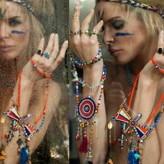 Hippie-Tribe  Necklace