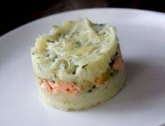Se régaler avec thermomix : Hachis parmentier de pommes de terre, courgettes, saumon et curry