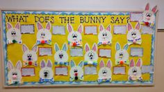 What Does The Bunny Say?