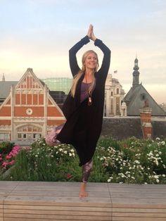 Rachel Brathen AKA Yoga Girl On Why Getting To Love Yoga Takes Time