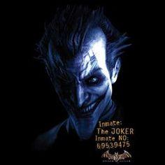 Batman Arkham Asylum Joker T-Shirt Joker Arkham, Batman Arkham Asylum, Joker Photos, Dc Comics Collection, Grim Reaper Art, Joker Dc Comics, Joker T Shirt, Joker Poster, Joker And Harley Quinn
