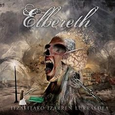 Elbereth (SPA) - ITZALITAKO IZARREN LURRALDEA - Heavy-thrash potente [5]