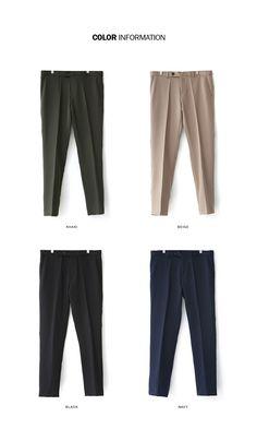 4COLORSベーシックスラックスパンツ・全4色パンツ・ズボン|レディースファッション通販 DHOLICディーホリック [ファストファッション 水着…