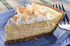 PHILADELPHIA® 3-STEP® cheesecake de coco Receta - Comida Kraft