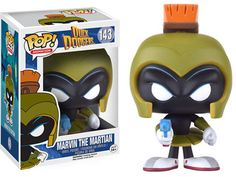 Pop! Animation: Duck Dodgers - Marvin The Martian - Duck Dodgers Duck Dodgers